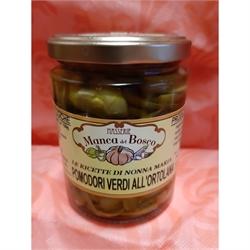 Pomodori verdi all'ortolana 009