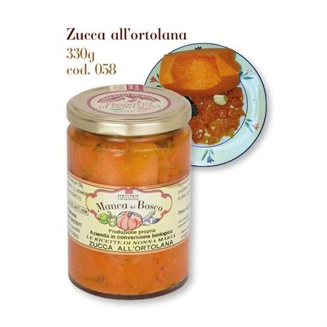 Zucca all'ortolana 058