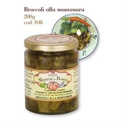 Broccoli alla montanara 046