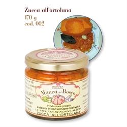 Zucca All'ortolana gr. 170